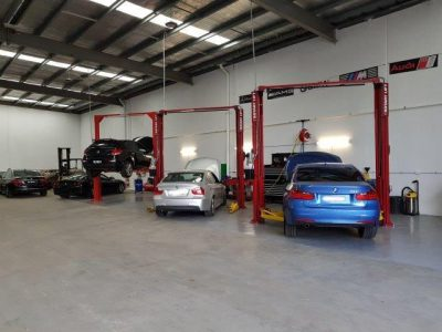 European car mechanic Epping