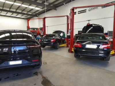 European car mechanic Thomastown