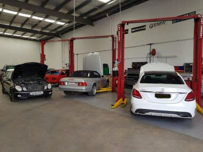 Mercedes Benz service specialist Epping